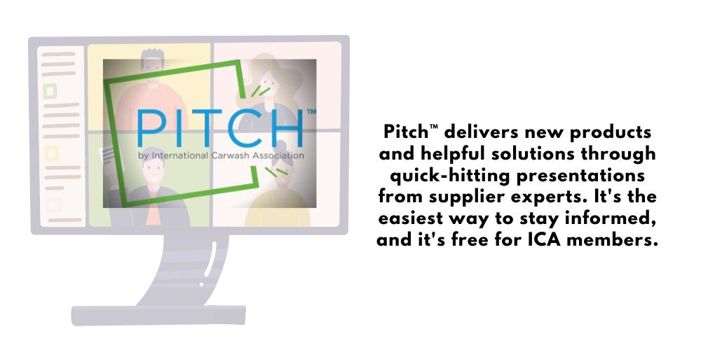 Pitch header